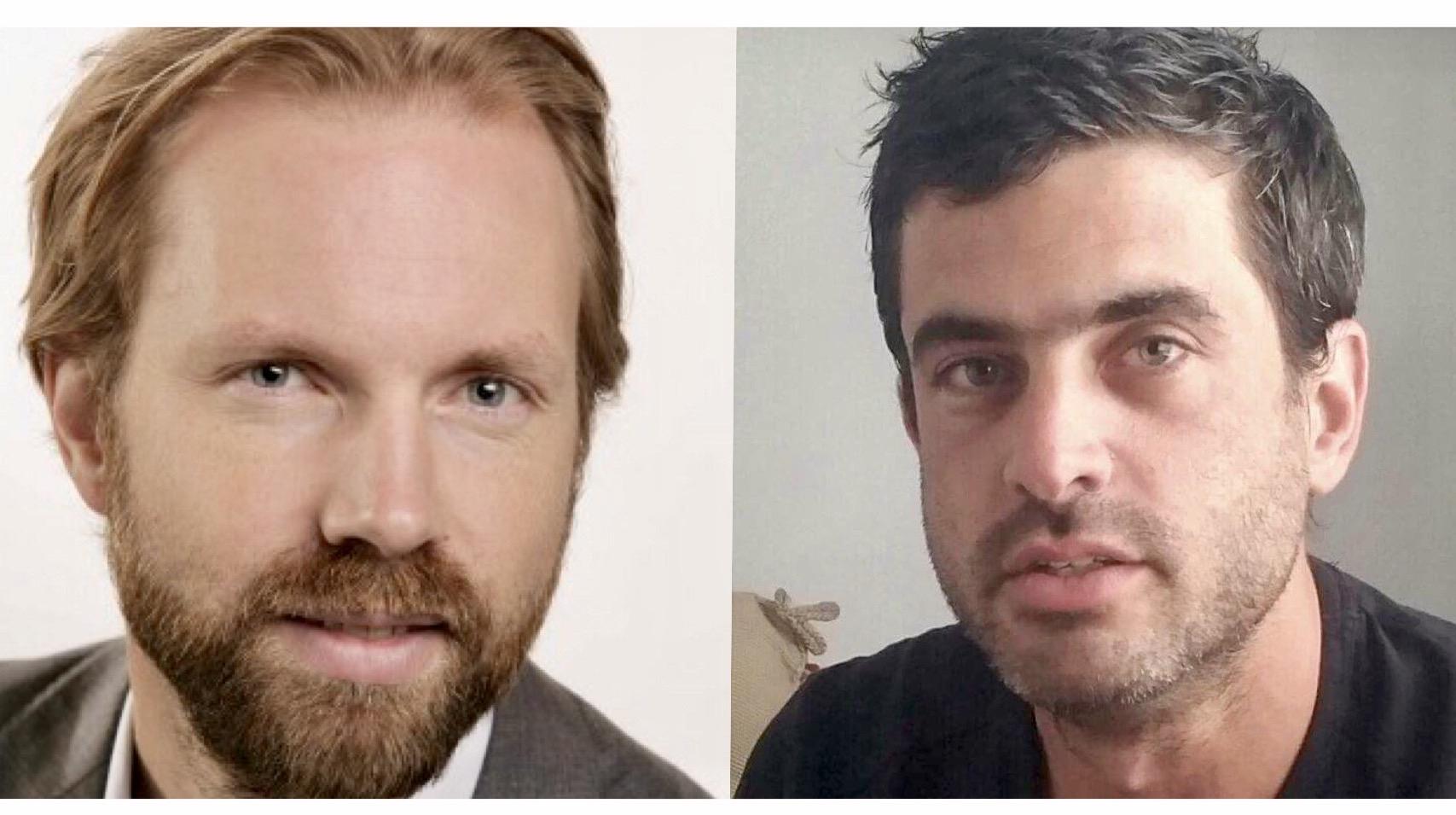 Foredrag ved Yahav Zohar og Sigurd Falkenberg Mikkelsen.